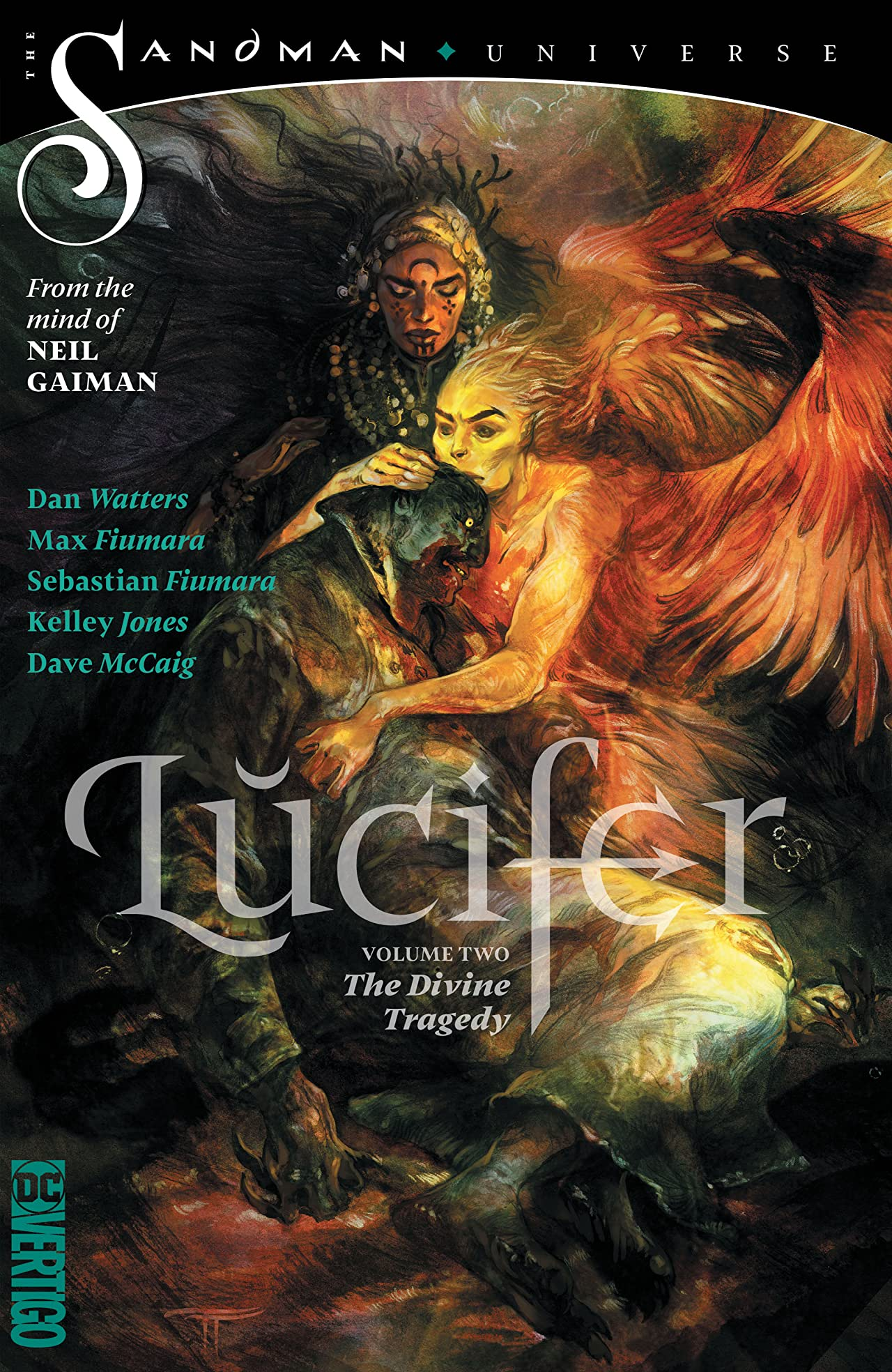 Lucifer (2018-) Vol. 2: The Divine Tragedy