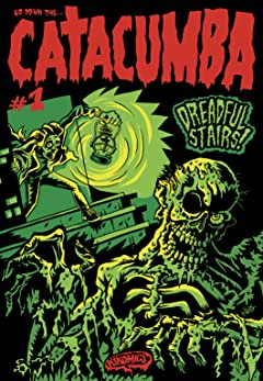 CATACUMBA Vol. 1: DREADFUL STAIRS