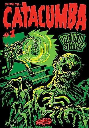CATACUMBA Vol. 1: DREADFUL STAIRS