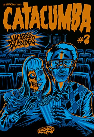 CATACUMBA Vol. 2: MACABRE BLONDES