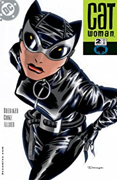 Catwoman (2002-2008) #2