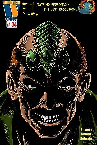 E.I. - Earth Invasion #34