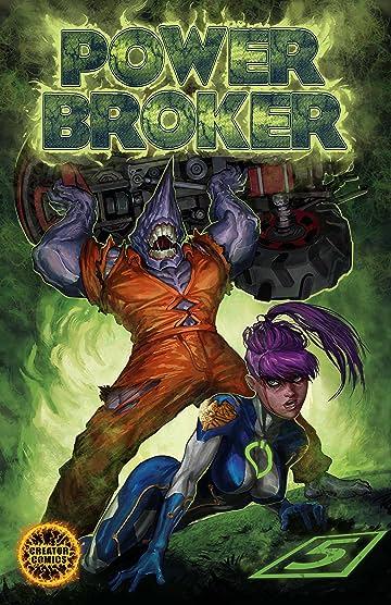 Power Broker #5