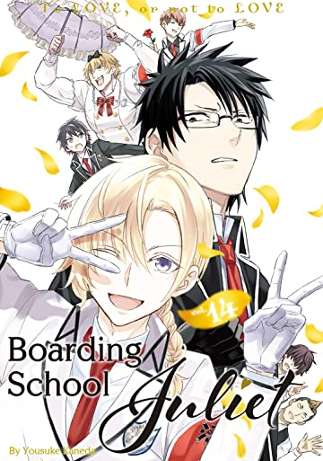Boarding School Juliet Vol. 14