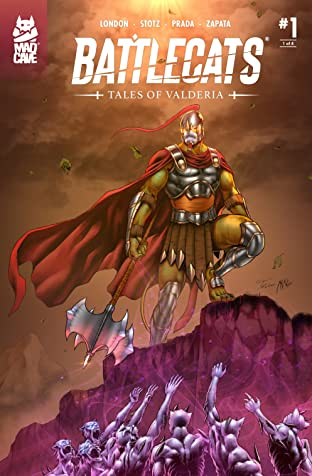 Battlecats: Tales of Valderia #1