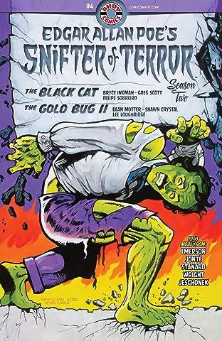 Edgar Allan Poe's Snifter of Terror Tome 2 No.4
