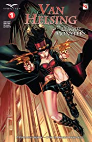 Van Helsing vs The League of Monsters #1