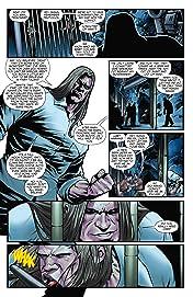 Van Helsing vs The League of Monsters No.1