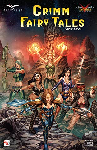 Grimm Fairy Tales: Jasco One-Shot #1