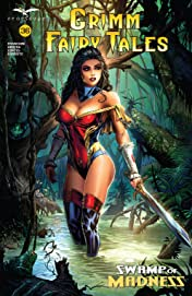 Grimm Fairy Tales #36: Swamp of Madness