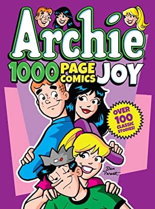 Archie 1000 Page Comics Joy Vol. 22