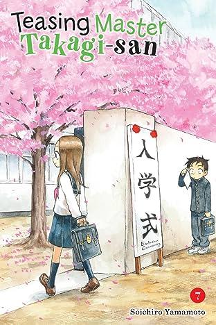 Teasing Master Takagi-san Vol. 7