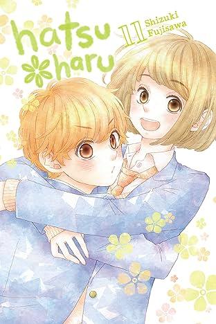 Hatsu*Haru Tome 11