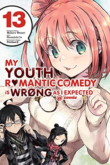 My Youth Romantic Comedy Is Wrong Vol. 13