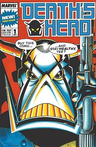 Death's Head (1988) #1