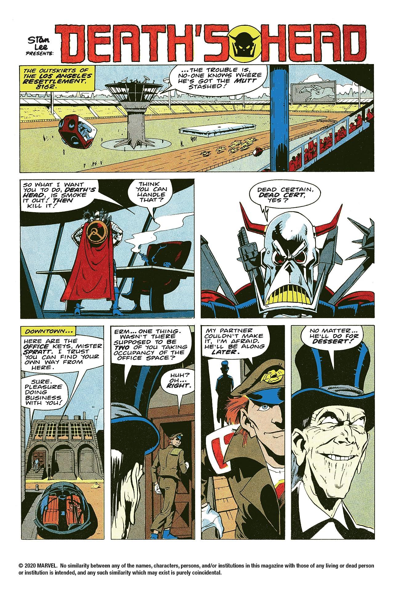 Death's Head (1988) #4