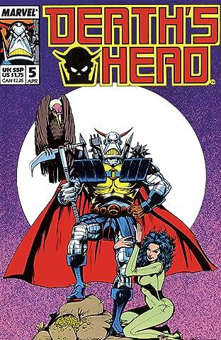 Death's Head (1988) #5