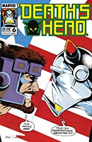 Death's Head (1988) #6
