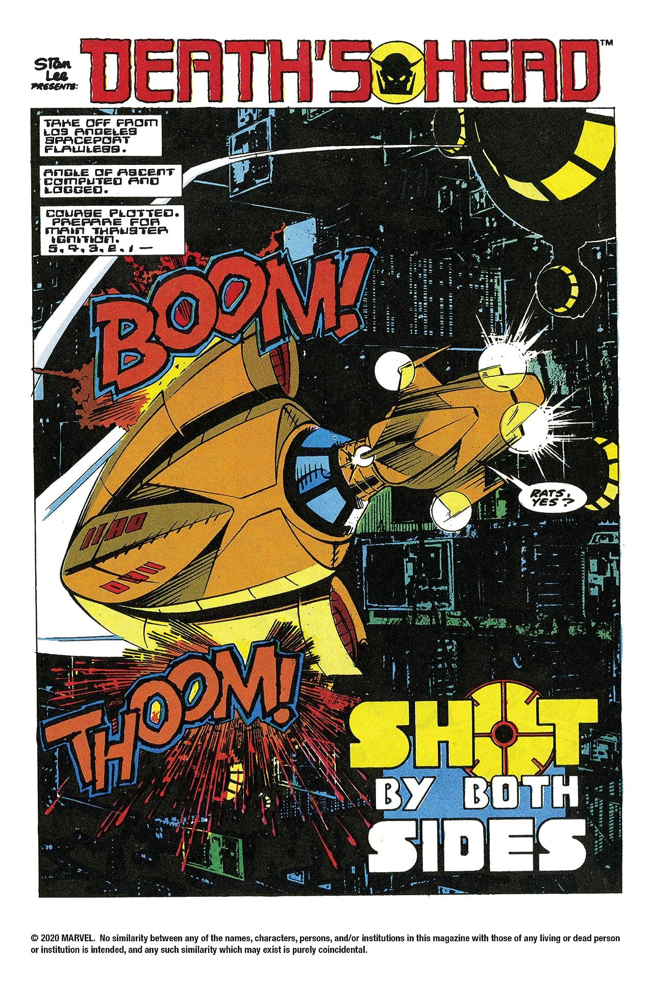 Death's Head (1988) #7