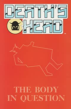 Death's Head: The Body In Question (1990) #1