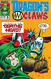Dragon's Claws (1988-1989) #5