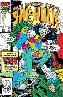 Sensational She-Hulk (1989-1994) #24