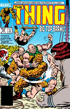 The Thing (1983-1986) #26