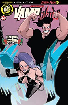 Vampblade Season 4 #11