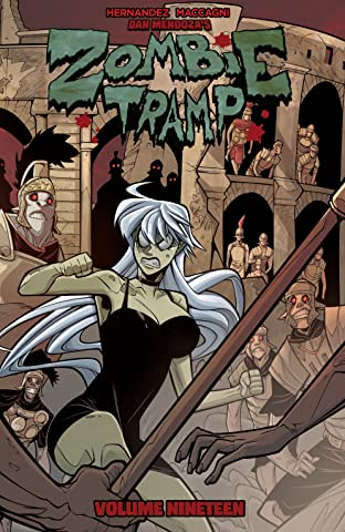 Zombie Tramp Tome 19: A Dead Girl in Europe