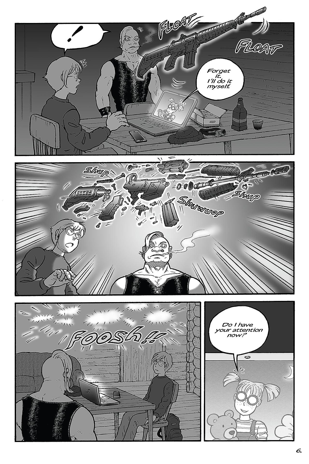 Illegal Aliens Vol. 5: Mulden Strikes Back