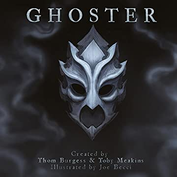 Ghoster Vol. 1: Ghoster