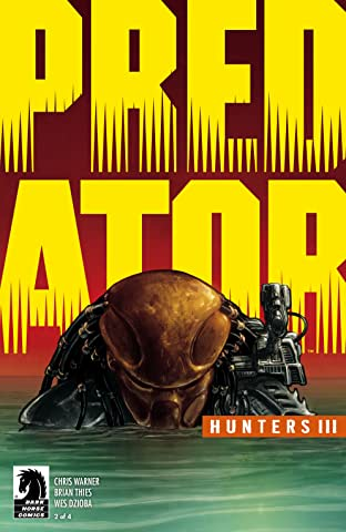 Predator: Hunters III #2