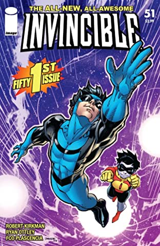 Invincible No.51