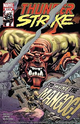 Thunderstrike (2010-2011) #4 (of 5)