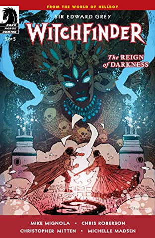 Witchfinder: The Reign of Darkness No.5