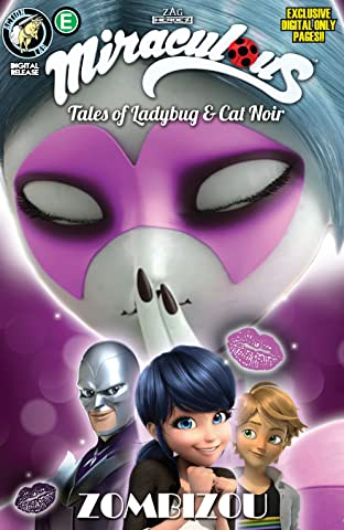 Miraculous: Tales of Ladybug and Cat Noir: Season Two No.13: Zombizou