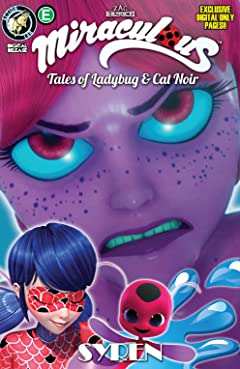 Miraculous: Tales of Ladybug and Cat Noir: Season Two No.14: Syren