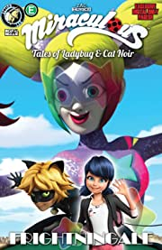 Miraculous: Tales of Ladybug and Cat Noir: Season Two #15: Frightningale