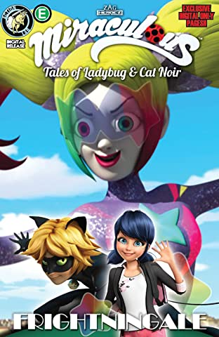 Miraculous: Tales of Ladybug and Cat Noir: Season Two No.15: Frightningale