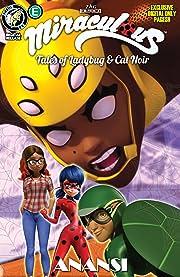 Miraculous: Tales of Ladybug and Cat Noir: Season Two #17: Anasi