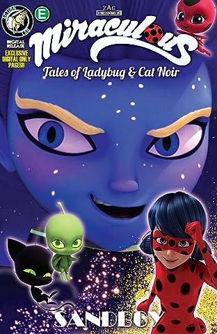 Miraculous: Tales of Ladybug and Cat Noir: Season Two No.18: Sandboy