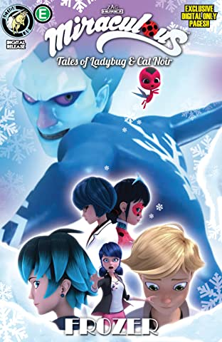 Miraculous: Tales of Ladybug and Cat Noir: Season Two No.20: Frozer