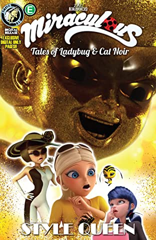 Miraculous: Tales of Ladybug and Cat Noir: Season Two No.21: Style Queen