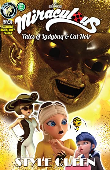 Miraculous: Tales of Ladybug and Cat Noir: Season Two #21: Style Queen