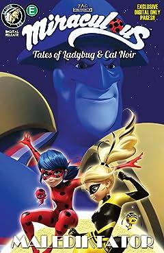 Miraculous: Tales of Ladybug and Cat Noir: Season Two #23: Malediktator
