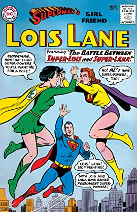 Superman's Girl Friend Lois Lane (1958-1974) #21