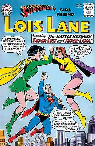 Superman's Girl Friend Lois Lane (1958-1974) No.21
