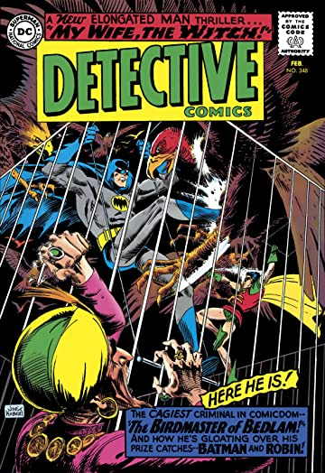 Detective Comics (1937-2011) #348