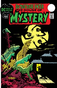 House of Mystery (1951-1983) No.200