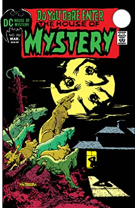 House of Mystery (1951-1983) #200